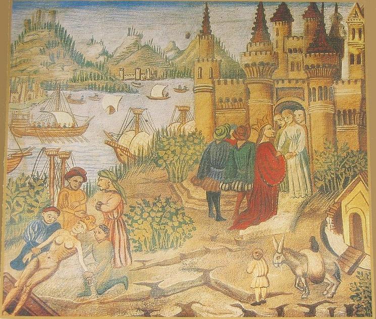 Le norme sanitarie di Federico II | Stupor Mundi