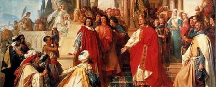 Federico II e gli ambasciatori islamici