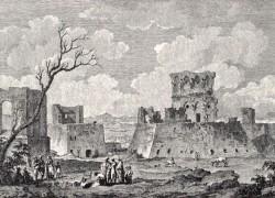 Il palatium di Federico II di Jean Louis Desprez