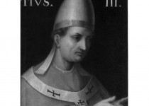 Papa Innocenzo III - ritratto da Giuseppe Franchi.