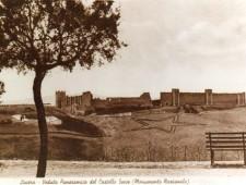 Castello svevo - angioino Anni 50 secolo scorso