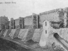 Castello Svevo - Angioino Anno 1880
