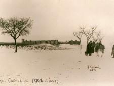 Castello Svevo - Angioino Anno 1893