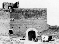 Castello svevo - angioino Anno 1953